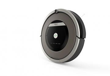 iRobot Roomba 871 Staubsaug-Roboter, mit Fernbedienung, grau - 10