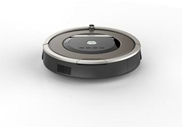 iRobot Roomba 871 Staubsaug-Roboter, mit Fernbedienung, grau - 12