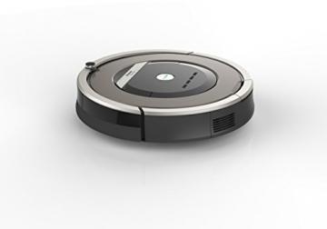 iRobot Roomba 871 Staubsaug-Roboter, mit Fernbedienung, grau - 2