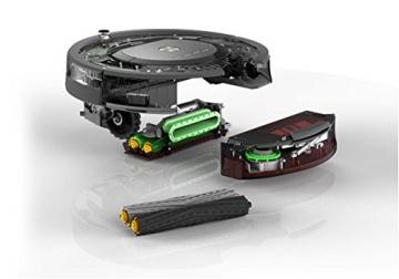 iRobot Roomba 871 Staubsaug-Roboter, mit Fernbedienung, grau - 4