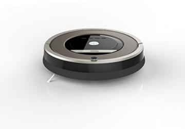 iRobot Roomba 871 Staubsaug-Roboter, mit Fernbedienung, grau - 9