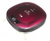 LG - CE VR 64701 LVMP Roboterstaubsauger (Dual Eye 2.0, Smart Turbo Modus) dunkel rot/schwarz - 1