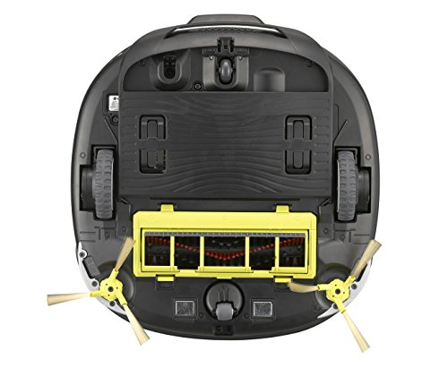LG - CE VR 64701 LVMP Roboterstaubsauger (Dual Eye 2.0, Smart Turbo Modus) dunkel rot/schwarz - 8