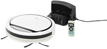 MEDION MD 16192 Saugroboter / 2200mAh / bis zu 80 Minuten, 0,3L Kapazität / Diverse Sensoren / weiß - 2