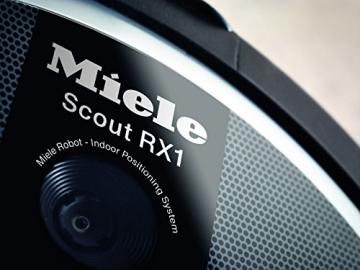 Miele Saugroboter Scout RX1 Obsidianschwarz - 24